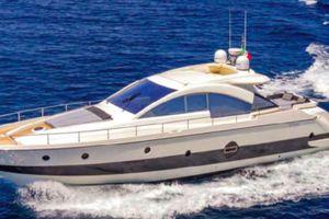 Aicon 62 Open - Day Charter - 3 cabins (3 double) - Santa Margherita Ligure