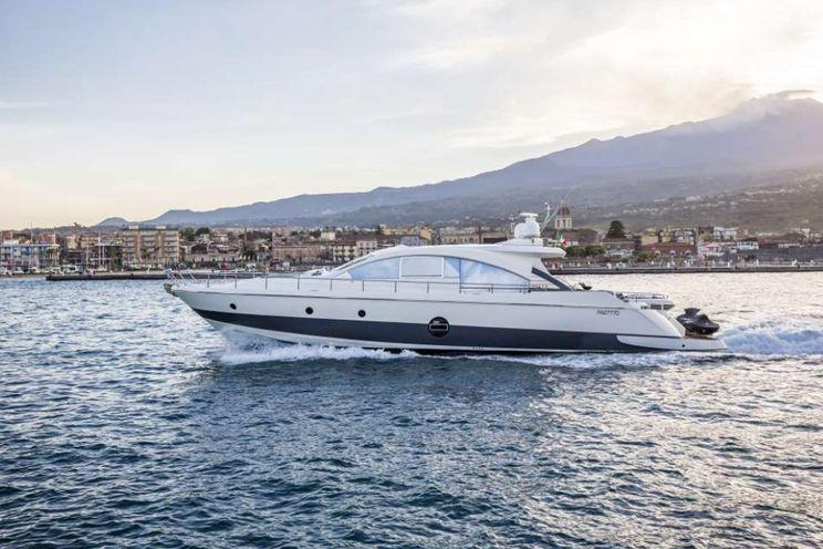 Charter Yacht Aicon 72 - Day Charter Yacht - Taormina - Siracusa - Lipari - Sicily