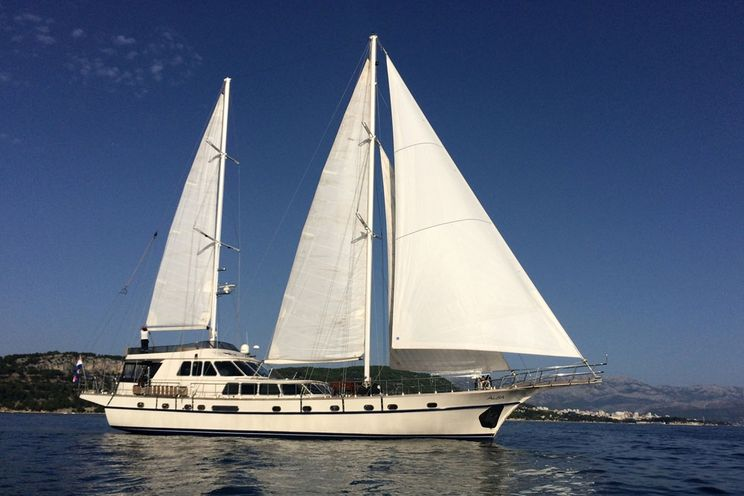 Charter Yacht ALBA - 30m Gulet - 5 Cabins - Split - Kastela - Trogir - Dubrovnik