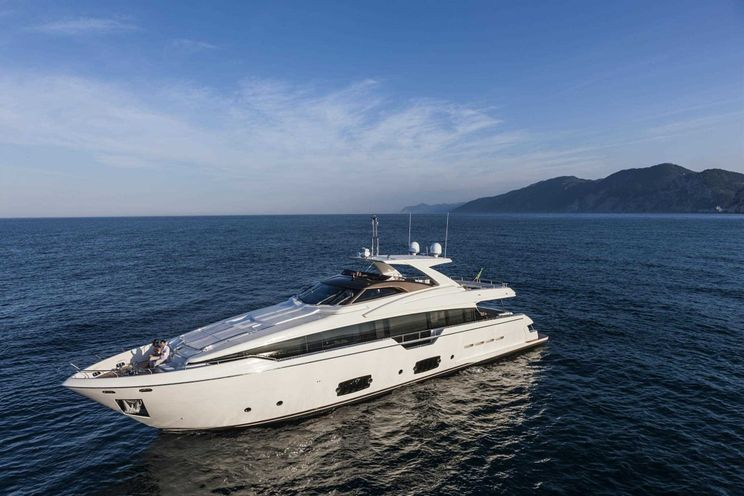 Charter Yacht ALEKSANDRA - Ferretti 960 - 5 Cabins - Croatia - Porto Montenegro - Tivat - Dubrovnik - Split