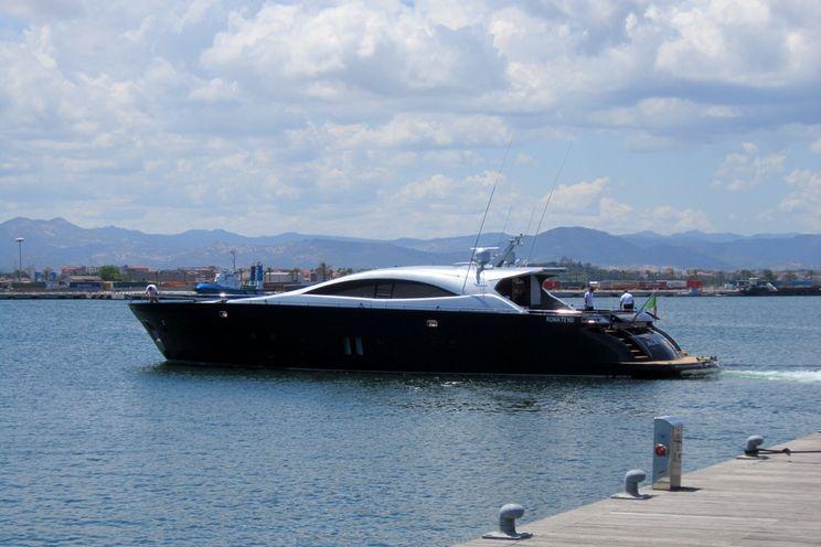 Charter Yacht ALEMIA - Italcraft 105 - 5 Cabins - Olbia - Cannigione - Porto Cervo - Sardinia