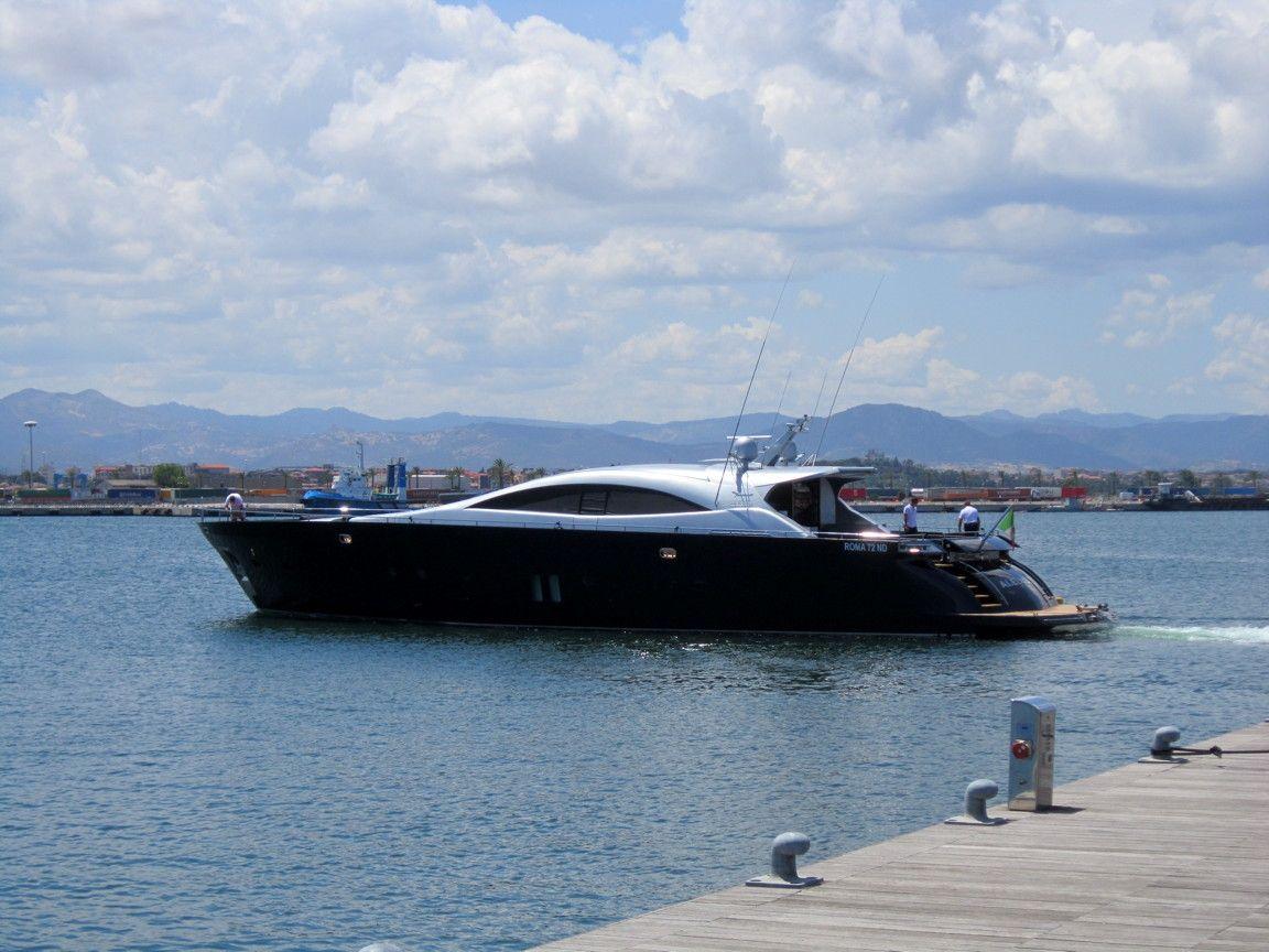 ALEMIA - Italcraft 105 - 5 Cabins - Olbia - Cannigione - Porto Cervo - Sardinia