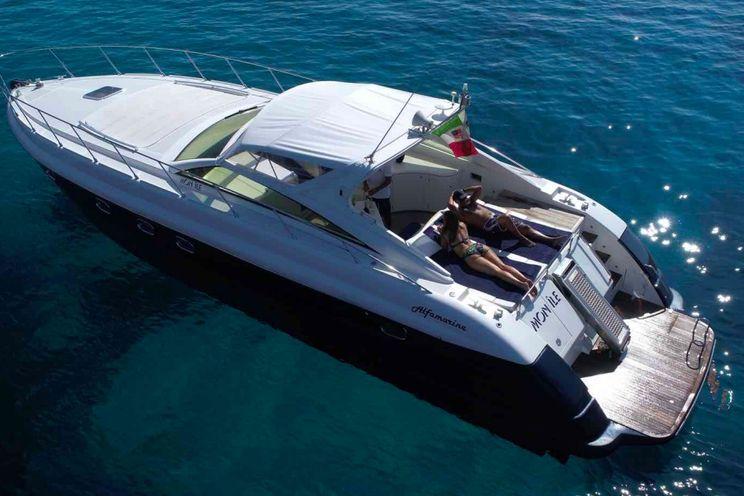 Charter Yacht Alfamarine 50 - 2 Cabins - Olbia - Porto Cervo - Sardinia