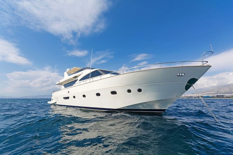 Charter Yacht ALFEA - Alalunga 78 - 4 Cabins - Athens - Rhodes - Kos - Mykonos - Santorini