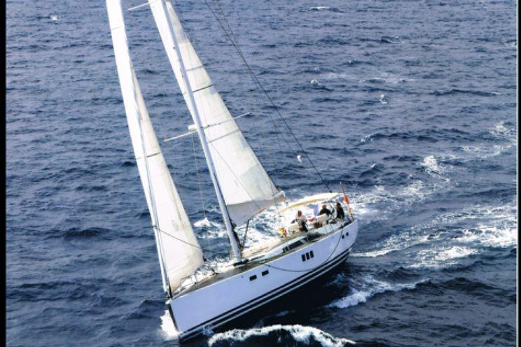 Charter Yacht ALIMA - Hanse 630 - 3 Cabins - Villefranche sur Mer - Monaco - Cannes
