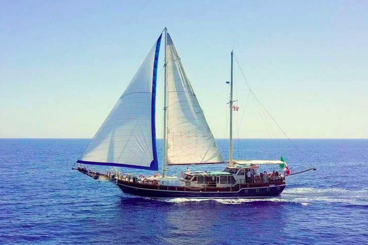 Charter Yacht ALISSA - 23m Gulet - 5 Cabins - Alghero - Cannigione - Sardinia