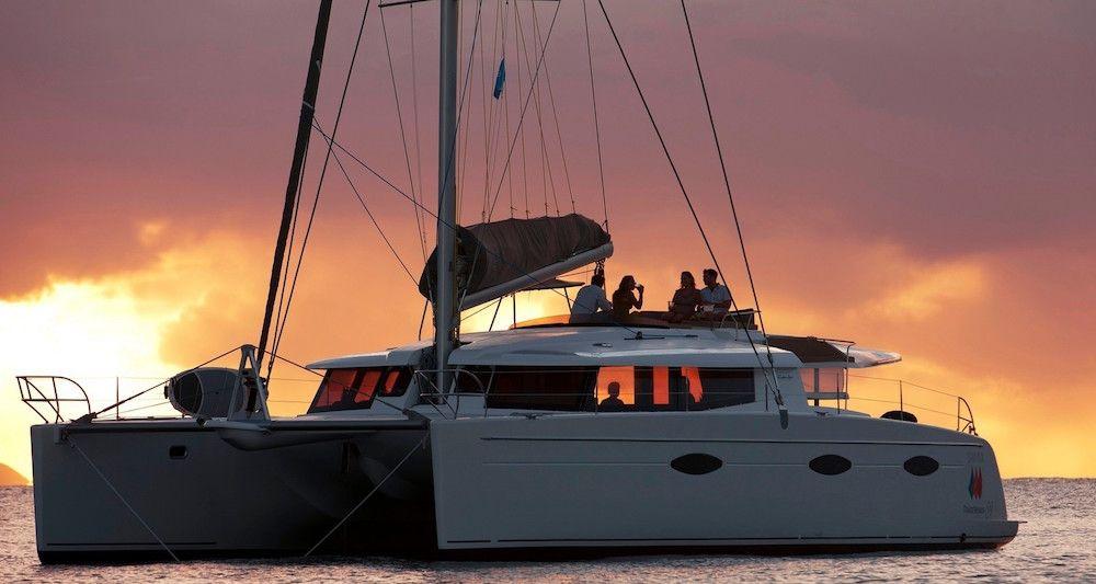 ALIVE! - Fountaine Pajot Sanya 57 - 5 Cabins - BVI - Tortola - Jost Van Dyke - Peter Island - Anegada