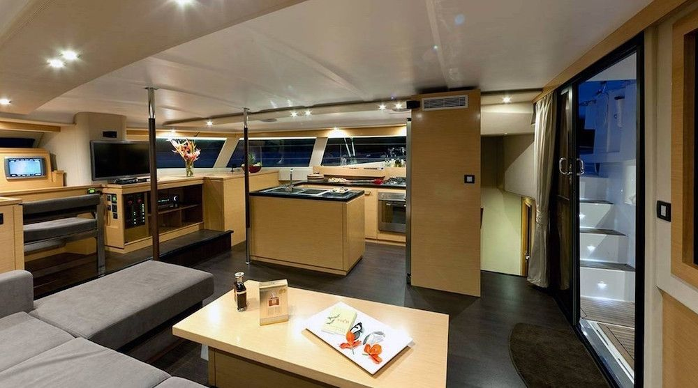 ALIVE Galley
