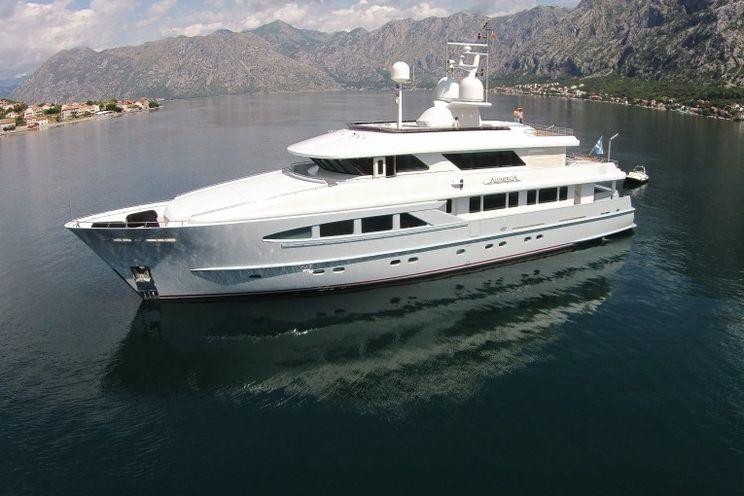 Charter Yacht ALUMERCIA - Heesen 123 - 5 Cabins - Bodrum - Marmaris - Gocek