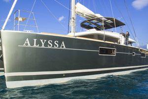 ALYSSA - Lagoon 560 S2 - 5 Cabins - Athens - Lefkas - Mykonos - Greece