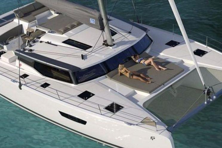 Charter Yacht SeaU - Saona 47 - 2020 - 4 Cabins  - St Thomas - US Virgin islands