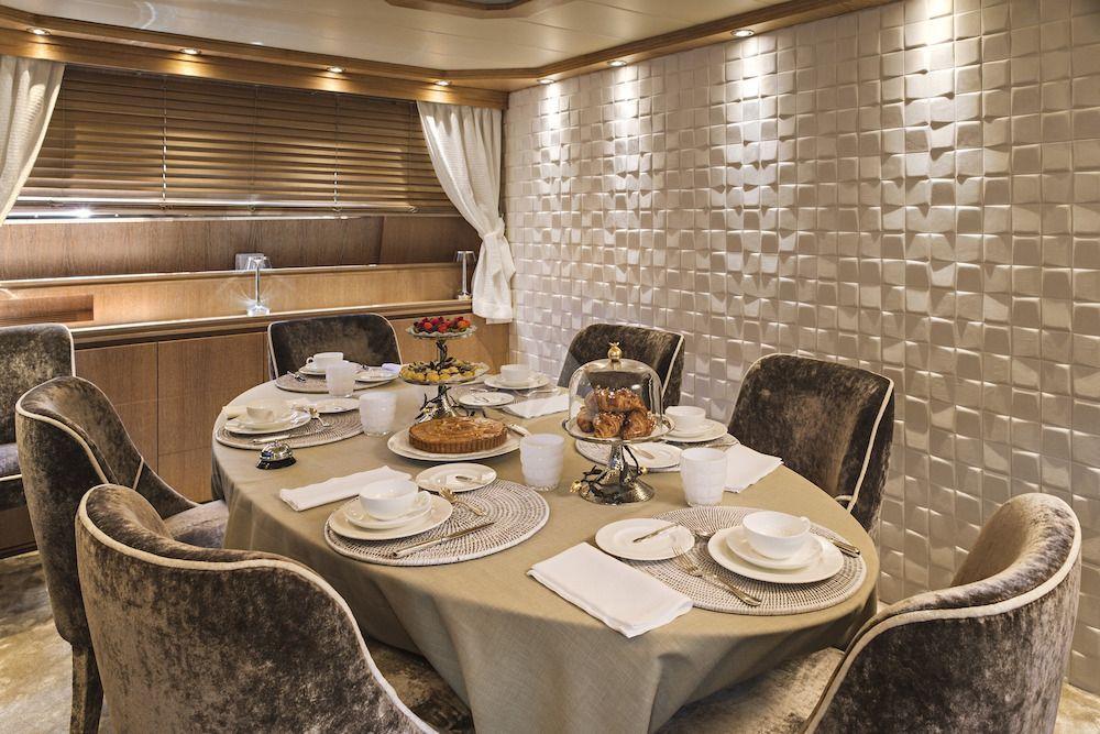 AMAYA - Dining room