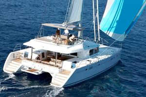 AMAZING BLUES - Lagoon 560 - 4 Cabins - Tortola - Virgin Gorda - Jost Van Dyke - Norman Island