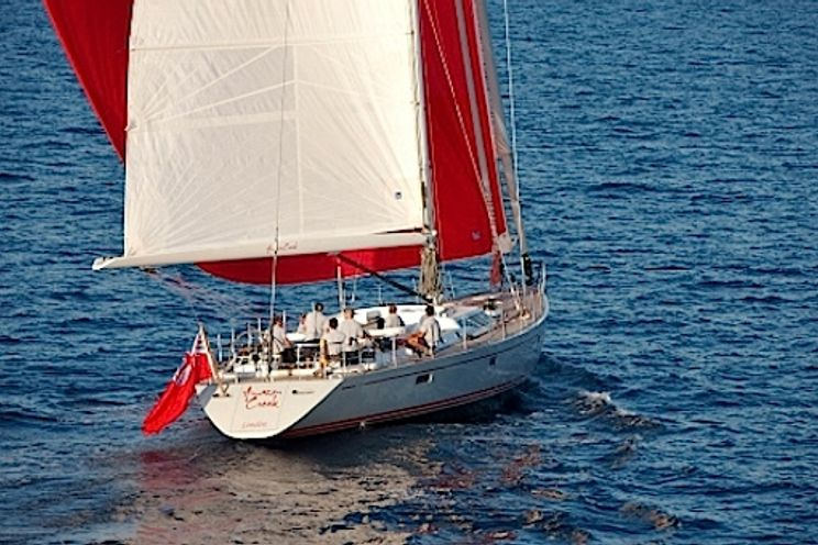 Charter Yacht AMAZON CREEK - 4 Cabins - CNB 77 - South of France - Corsica - Ajaccio - Caribbean - Antigua