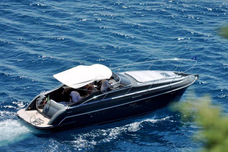 Charter Yacht AMORE - Nima 34 - Day Charter Yacht - Capri - Naples - Amalfi