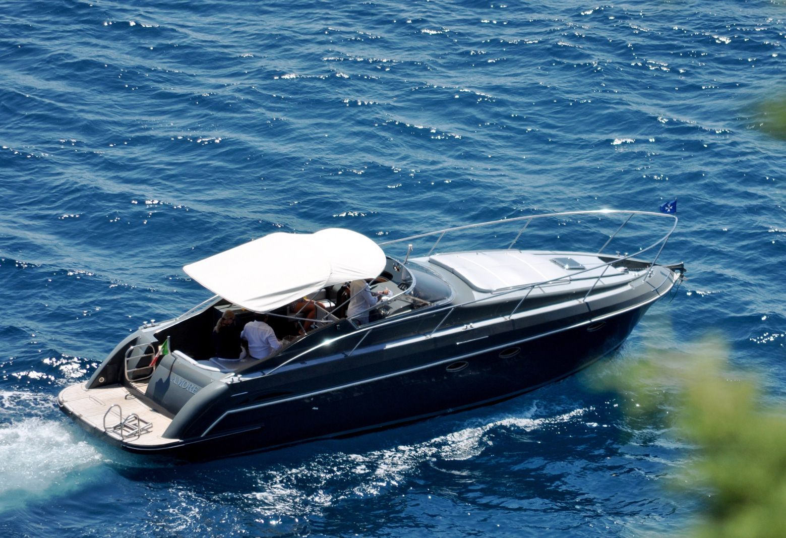 AMORE - Nima 34 - Day Charter Yacht - Capri - Naples - Amalfi