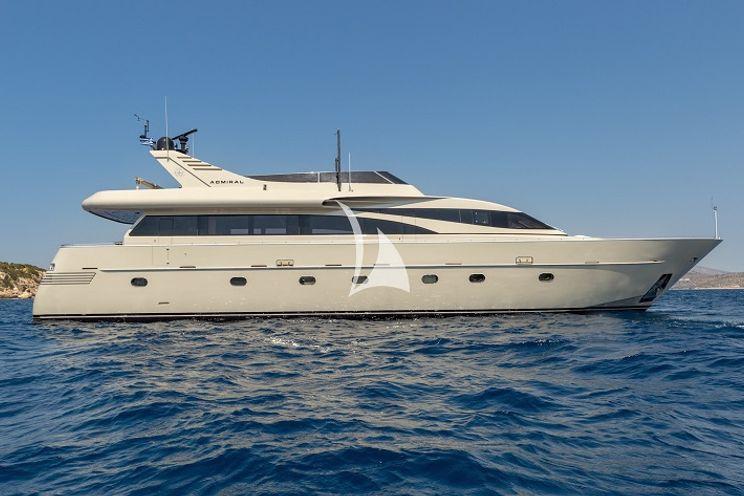 Charter Yacht ANAMEL - Admiral 90 - 5 Cabins - Athens - Mykonos - Paros