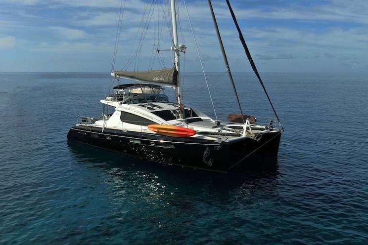 Charter Yacht ANASTASIA - Privilege 615 - 4 Cabins - Tortola - BVI - St Georges - USVI - Grenada