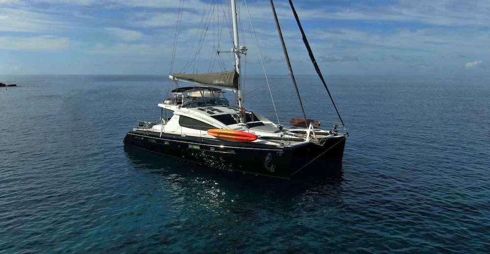 ANASTASIA - Privilege 615 - 4 Cabins - Tortola - BVI - St Georges - USVI - Grenada