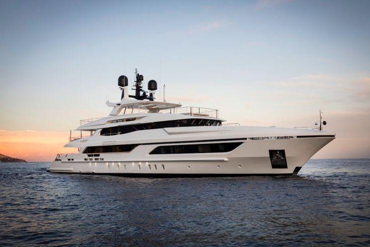 Charter Yacht ANDIAMO - Baglietto 156 - 6 Cabins - Cannes - Monaco - Bonifacio - Naples