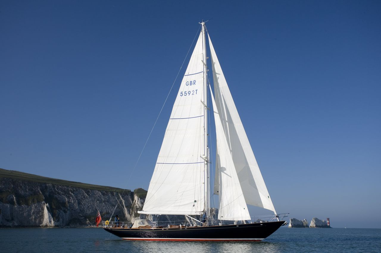 Andre Hoek 74 - Modern Classic - Day Charter - Southampton