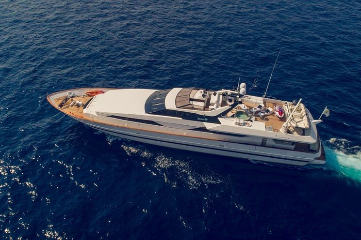 Charter Yacht ANDREA - Baglietto 120 - 6 cabins - Athens - Mykonos