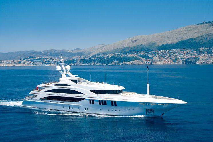 Charter Yacht ANDREAS L - Benetti 60m - 6 Staterooms - Monaco - Antibes - Cannes - Portofino - Porto Cervo