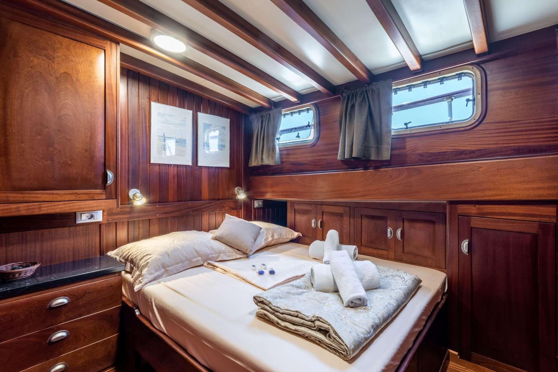 Gulet ANGELICA Cabin