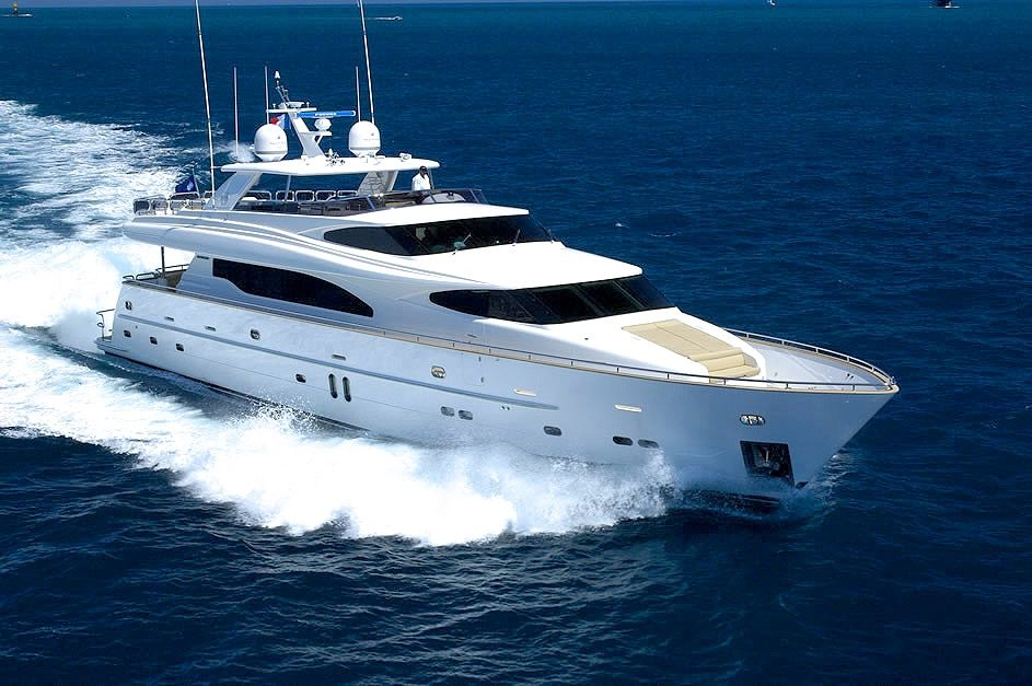 ANNABEL II - Horizon 30m - 4 Cabins - Split - Dubrovnik - Tivat - Budva