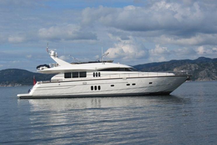Charter Yacht ANNE VIKING - Princess 84 - 4 Cabins - Stavanger - Norway