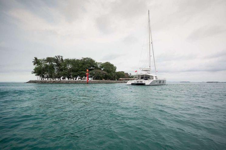 Charter Yacht ANNETTE2 - Sunreef 60 - 4 Cabins - Bintan - Ananbas -Riau - Indonesia - Phuket - Langkawi