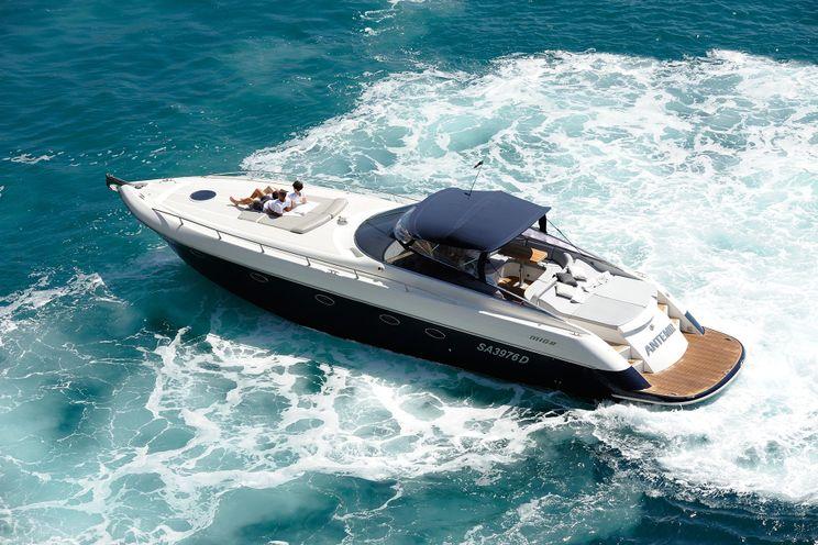 Charter Yacht ANTEMIR - Mig 50 - Day Charter Yacht - Amalfi - Capri - Positano - Naples