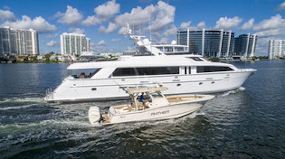 ANTHEM - Hatteras 30m - 4 Cabins - Bahamas - Aventura - Florida