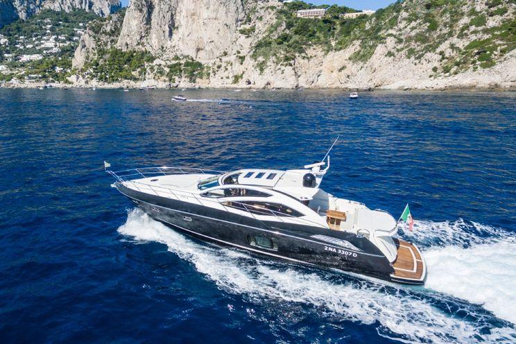 Charter Yacht Sunseeker 64 - Day Charter Yacht - Amalfi - Capri - Naples - Positano