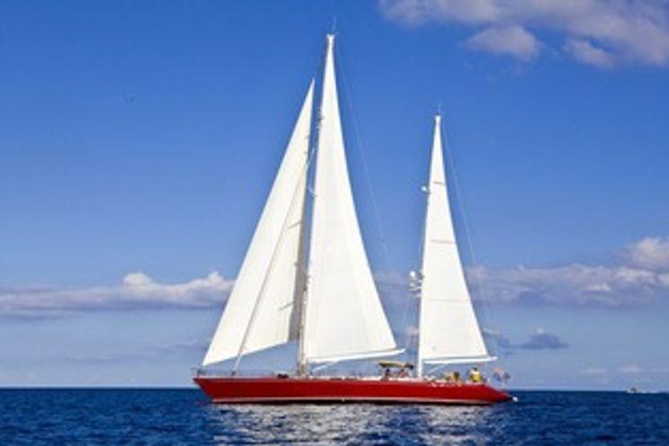 Charter Yacht APHRODITE - Vitters 28m - Phuket - Langkawi - Anambas Islands