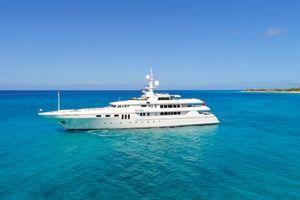 APOGEE - Codecasca 223ft - 6 Cabins - Leeward Islands - Windward Islands - Croatia - Greece