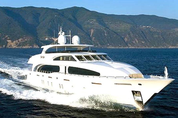 Charter Yacht AQUASITION - Broward 124 - 5 Cabins - Florida - Caribbean