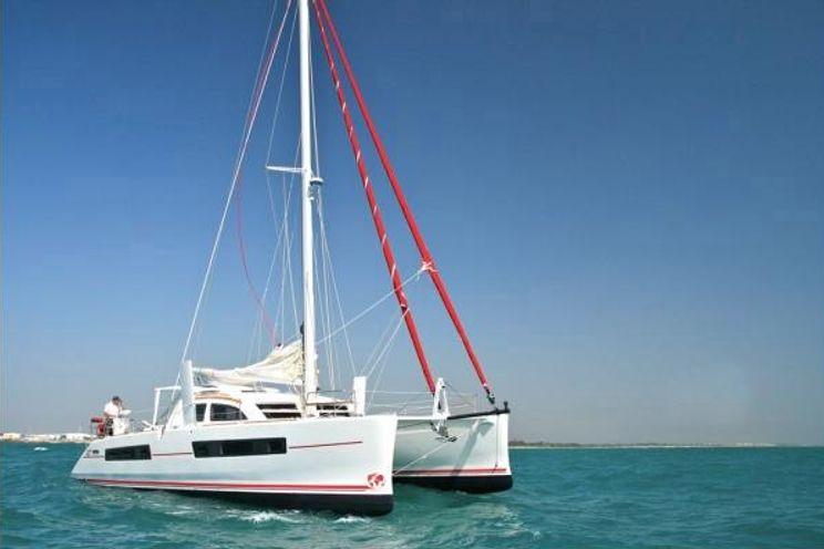 Charter Yacht Catana 47 Custom - 4 Cabins - Martinique