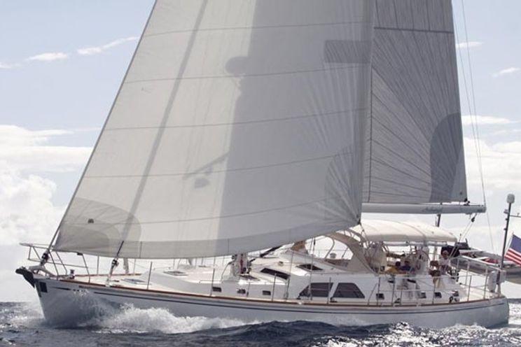 Charter Yacht ARCHANGEL - Hylas 70 - 3 Cabins - Newport - Rhode Island - Tortola - St Thomas