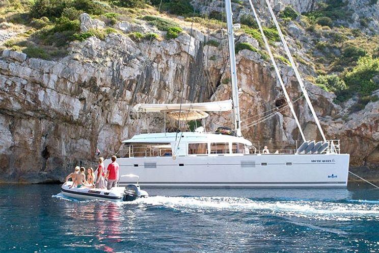 Charter Yacht ARCTIC QUEEN - Lagoon 560 - 5 Cabins - Kastela - Split - Trogir