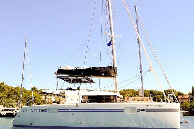 Charter Yacht ARCTIC PRINCE - Lagoon 450 - 4 Cabins - Kastela - Trogir - Split