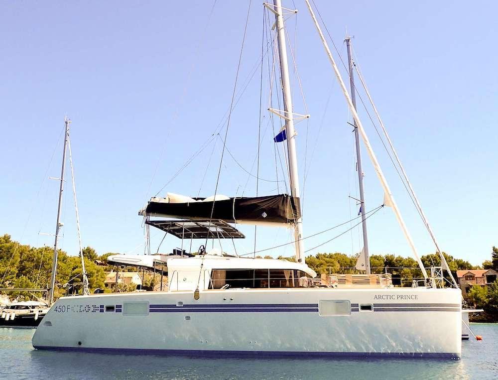ARCTIC PRINCE - Lagoon 450 - 4 Cabins - Kastela - Trogir - Split