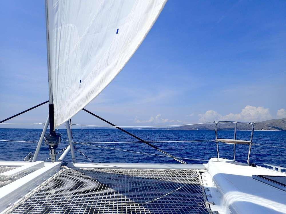 Lagoon 450 ARCTIC PRINCE Sailing