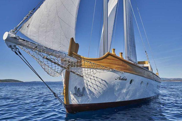 Charter Yacht ARDURA - Custom 28m - 6 Cabins - Split - Dubrovnik - Hvar - Trogir