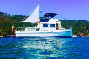 ARGO - Grand Banks 36 - 2 Cabins - Cannes - Lerins Islands - French Riviera