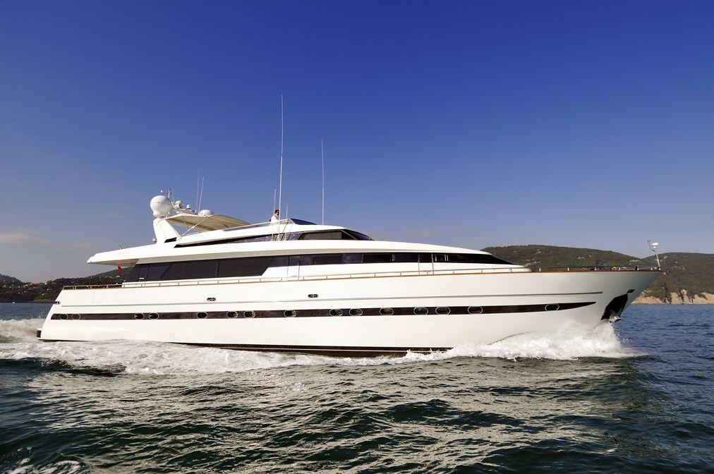 ARIA - San Lorenzo SL100 - 4 Cabins - Rome - Naples - Sicily - Amalfi - Sorrento