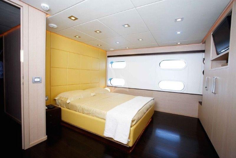 ARIA C - 28m C. Boat