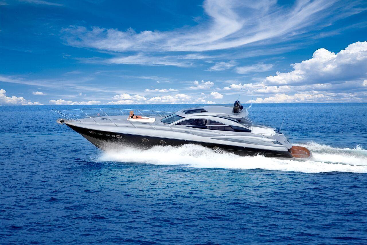 ARIADNA - Sunseeker Predator 61 - 2 Cabins - Ibiza - Formentera