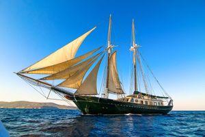 ARKTOS - Schooner 113 - 5 Cabins - Athens - Paros - Naxos - Mykonos
