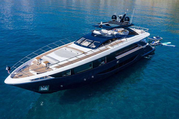 Charter Yacht ARSANA - Amer F100 - 5 Cabins - Monaco - Antibes - Corsica